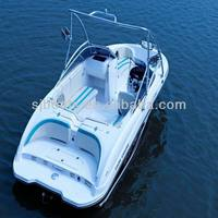 SANJ Competetive New Model Fiberglass yacht boat