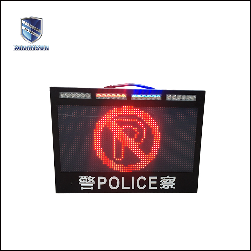portable variable message signs rechargeable VMS board