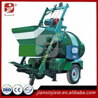 indusrial used electric concrete mixer/diesel concrete mixer/portable concrete mixer