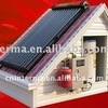 Split Pressurized Solar Hot Water Heater