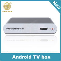 Google internet xbmc amlogic mx android smart clip box
