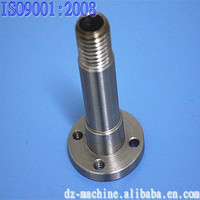 C42 Werkzeugstahl hollow threaded rod DIN ISO 2768-m