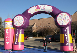 New hot inflatable arch manufacturer,advertising arch for outdoor events,inflatable gates