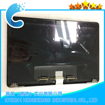 "Original New for Apple MacBook Pro Retina 13"" A1706 LCD Complete Screen LCD Full Display Assembly 2016 Grey Color"