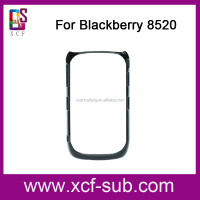 Hot selling 2D sublimation blank phone case for Blackberry 8520 sublimation case