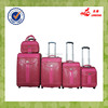 Wholesale Fashion Business PU Leather Travel Luggage Bags