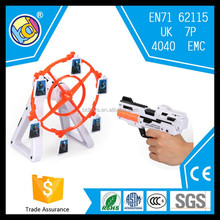 2017 manufacture distinctive music guns air soft shoot toy gun for kids