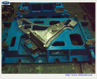 Metal mold making factory car parts stamping mould