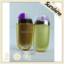 high grade luxury double tube empty lotion cosmetics in italy
