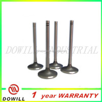 In stock SA6D155 engine valve