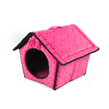Amazon hot product fashion handmade felt pet bed/house