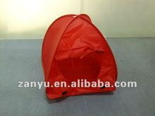 colorful hot sale pop up cat tent