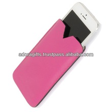 ADALMC - 0043 personalized mobile cover and cases / leather pouch for mobile phones / soft leather cell phone pouch