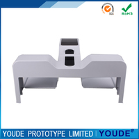 High-precision Painting silicone molding low volume production vacuum casting rubber prototype