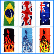 Best prices cheap multifunctional polyester microfiber seamless bandanas headwear