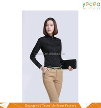 New fashion design latest formal shirt designs for women office