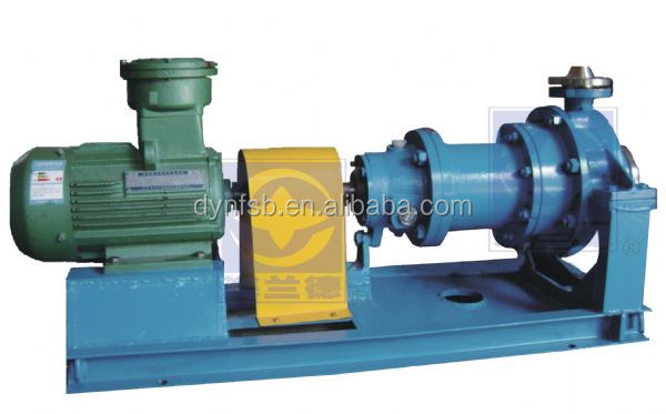Magnetic Driven High Temperature Hot Oil Heating Centrifugal Pump