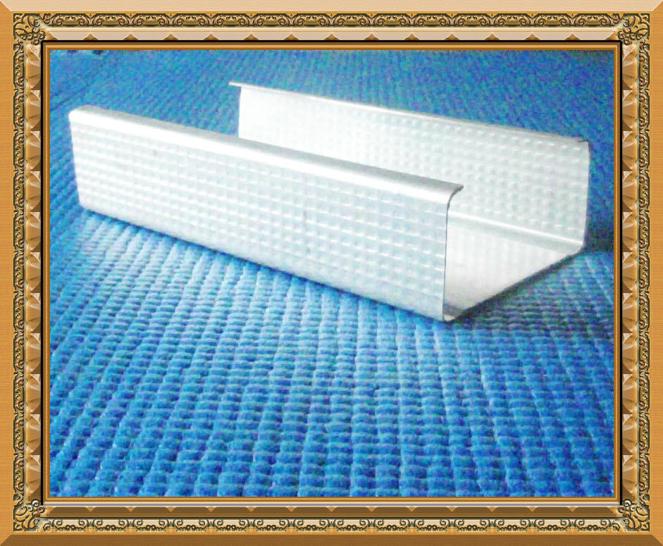 Building Materials Drywall GI Stud C-channel Metal Stud America Use