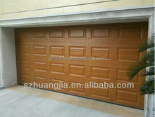 CSA Automatic OEM Pedestrian Door/Window Kit Sectional Sandwich Garage Door Panels Sale