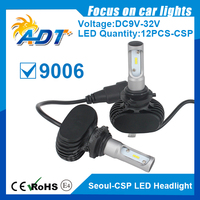 Automobile Motorcycle Headlights Led Seoul Csp