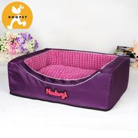 Beautiful removable covers cute indoor dog house bed