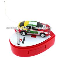 RC Mini Car 1:63 RC Poker Car