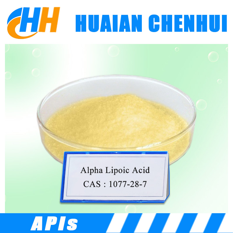Vitamin drugs /Thioctic acid / Alpha lipoic acid / 1077-28-7