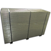 easy handling welded wire mesh weight chart weight provided by china manufacturer