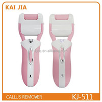 Electronic Pedicure Foot File Foot Scrubber/electric callus remover
