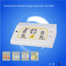 Factory price breast suction cups vibrating breast massager vacuum butt lifting breast enlargement machine Cynthia RU 8205