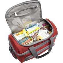 waterproof picnic lunch bag insulated portable fabric thermal bag large volume outdoor storage bag cooler box