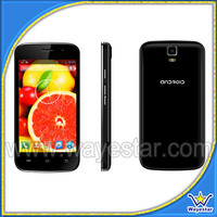 "Low price china mobile phone S500 android 4.0"" touch screen 512MB/4GB MTK6572 Dual Core smart phone"