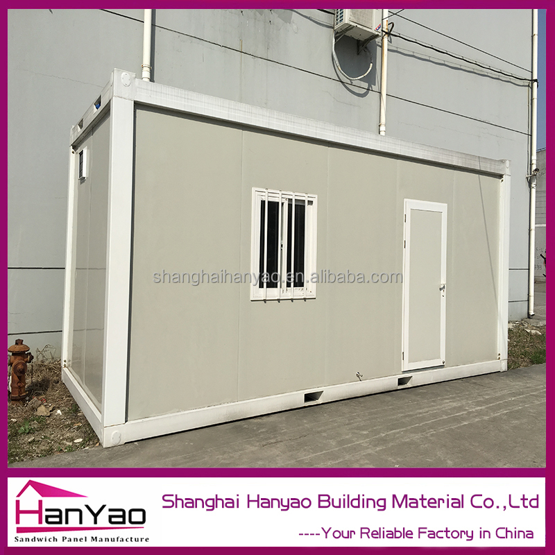 Cheap Price 20ft Container Toilet Containers Prefab Home Insulation Living Container House