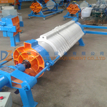 High precision Cotton cake filter press for food industry