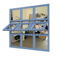 Europe Standard Best Quality Aluminum Top Hung Window