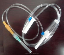 injection and puncture instrument manufacturer infusion set/iv set/IV administration set