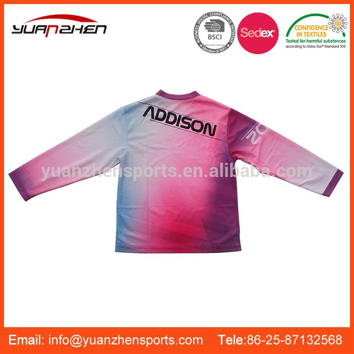 YuanZhen-Accept sample order comfortable chinese trike motorcycle jersey