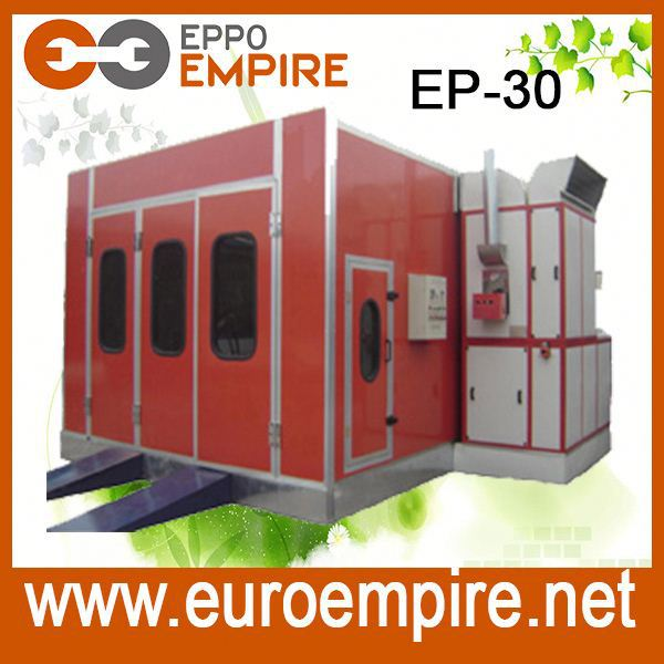 EP-30 large size Bus truck Spray Booth