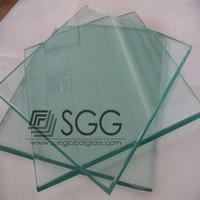 colored tempered glass factory glass balcony glass panels