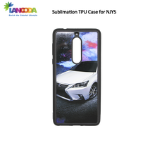 Custom made sublimation tpu phone case with good service for NJY5
