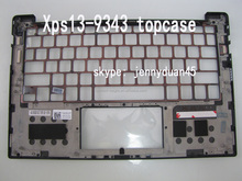 Original brand new laptop keyboard topcase housing for dell xps13 9343