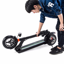 2018 New sales Outdoor sports offroad adult electric scooter and electric skateboard