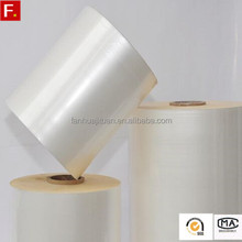 China Supplier Of Bopp Film 25 Mic In Rolls Film Paper Laminating And Printing