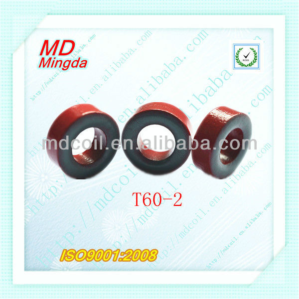 Soft iron core for inductor and transformer rohs