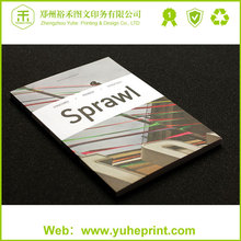 Factory print customized size new design hot sale cheapest offset printing spare parts catalog software