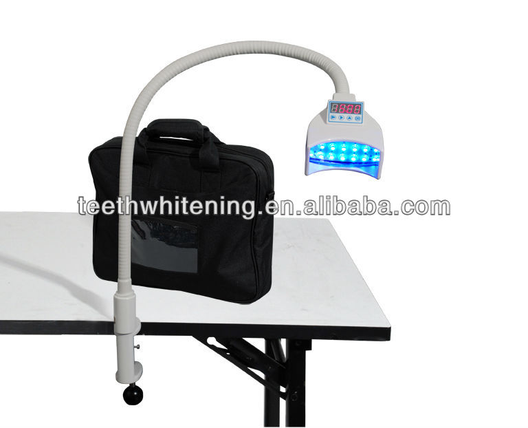 Laser teeth whitening lamp Beauty salon led teeth whitening light