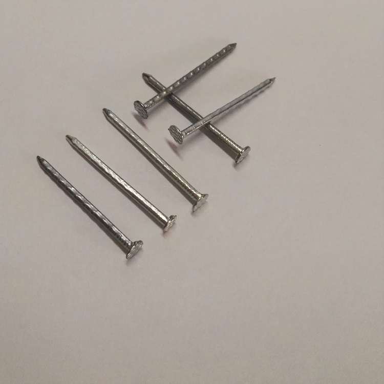 Zinc Galvanized Common Wire Concrete Nails