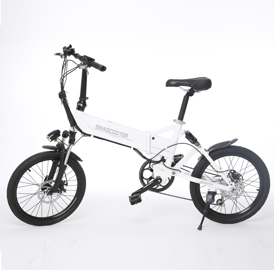 Cheap Folding 250W 7.8Ah Motor Chopper Electric Bike 2017 for Sale
