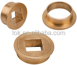 Brass Bush Square Hole 12X12/10X10/1/2X1/2