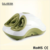 Rolling and shiatsu Foot Reflexology Massager (CE, HOT)